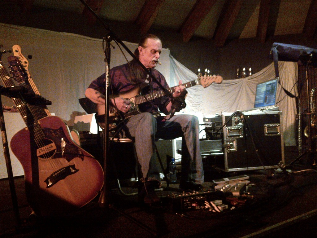 Shawn Phillips live in Johannesburg, November 2013