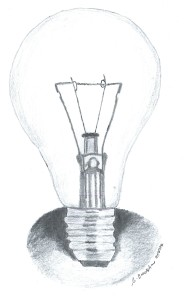 CBPENCILSKETCH LIGHT BULB web